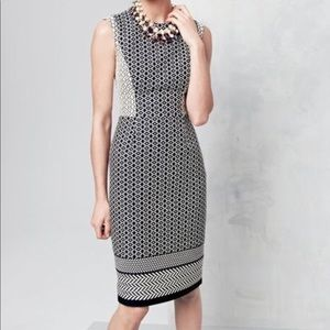J. Crew paneled geometric sheath dress 2 $168